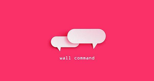 Wall Command چیست؟