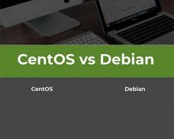 تفاوتهای CentOS و Debian چیست؟