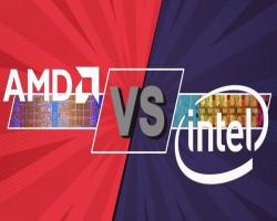 رقابت Intel و AMD در سال ۲۰۲۱ در بازار CPU