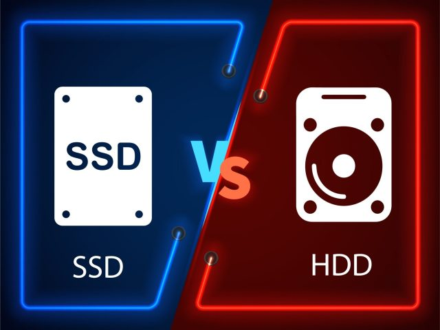ذخیره سازهای SSD و HDD از چه لحاظ متفاوتند
